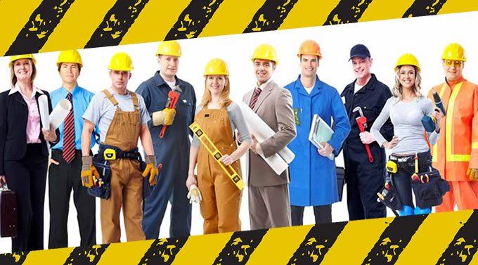 Delavna oblačila